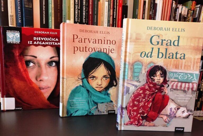 Trilogija o afganistanskim djevojčicama
