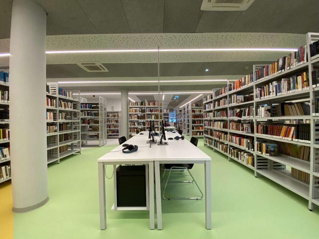 Gradska knjižnica Biograd na Moru