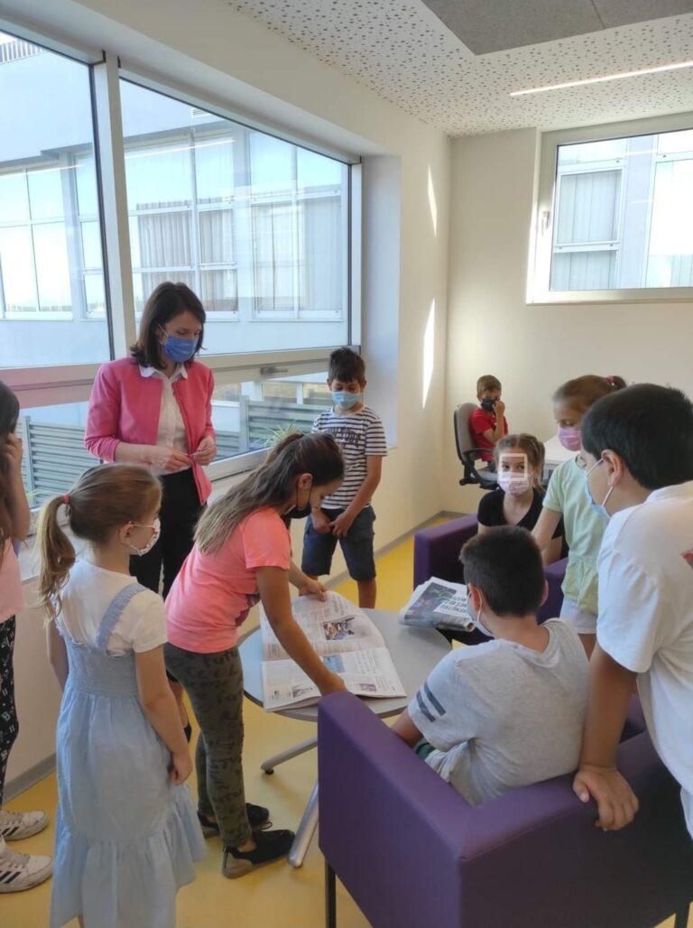 Posjet učenika trećih razreda OŠ Biograd